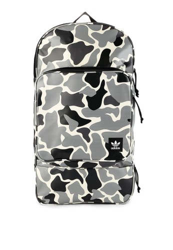 adidas multi adidas originals street camouflage backpack 0314EAC4AB9B12GS_1