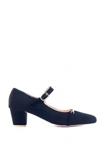 M&G black Denisse Heels by M&G 7C9B1SHAAF7D49GS_1