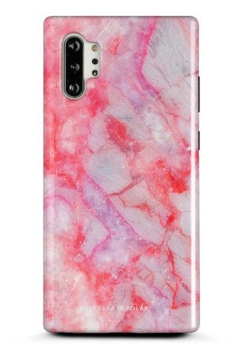 Polar Polar pink Gloaming Island Dual-Layer Tough Case Glossy For Samsung Galaxy Note10 Plus 8B7E1ACA39CAEFGS_1
