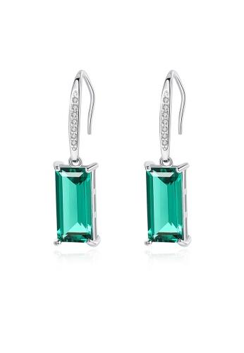 SUNRAIS silver High quality Silver S925 silver fashion earrings 73F6FAC7E012DDGS_1