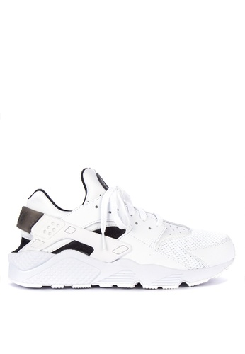 Nike black and white Men's Nike Air Huarache Shoes 93267SH9D49118GS_1