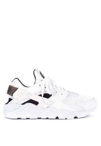 Nike white Men's Nike Air Huarache Shoes 93267SH9D49118GS_1