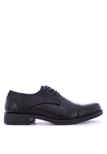 Itti black Formal Shoes 62285SHBCD92E4GS_1