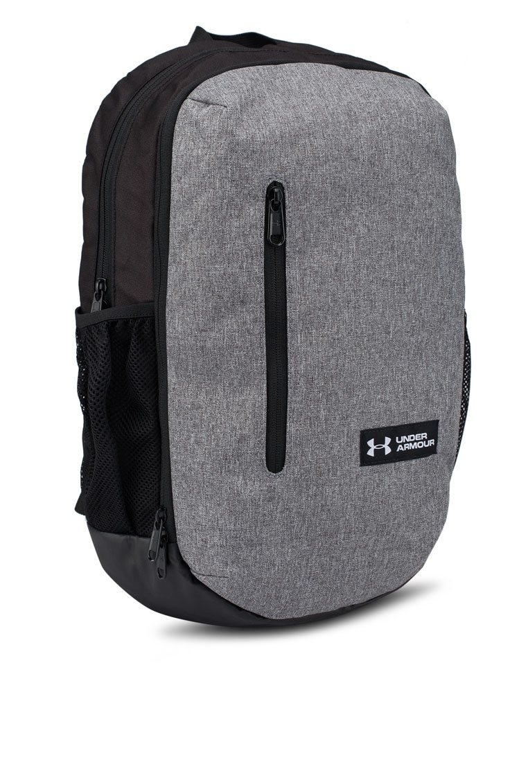 b7235a245067 ... Friday Backpack Black Under UA Graphite Armour Roland Medium Heather  White Black Zwqxgvw ...