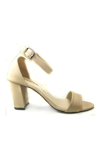 Beauty Shoes Miya Beauty Heels Cream BE516SH65YUOID_1