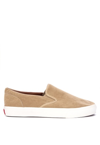 H2Ocean beige Carrick Sneakers 61814SH3D955F9GS_1