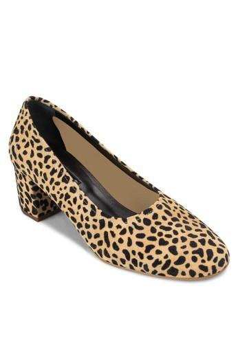 Juno 粗跟娃娃鞋, esprit台灣官網女鞋, 鞋