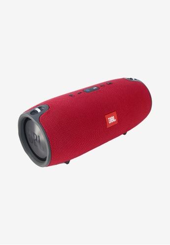 JBL red JBL XTREME Portable Bluetooth Speaker B8138ACDE9986CGS_1