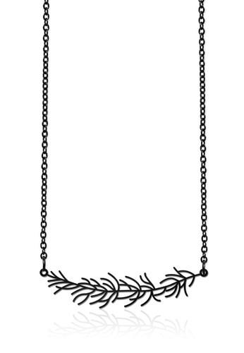 落葉松項鍊、 飾品配件、 項鍊moorigin落葉松項鍊最新折價