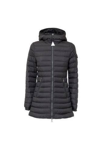 "Moncler black Moncler ""Ments"" Down Jacket in Black B896CAA8CAB456GS_1"