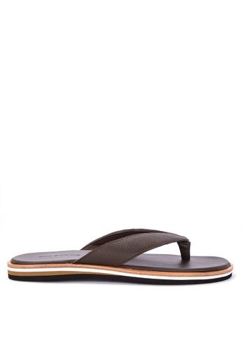 Call It Spring brown Aadorwen Sandals EFC55SH6E59DB5GS_1