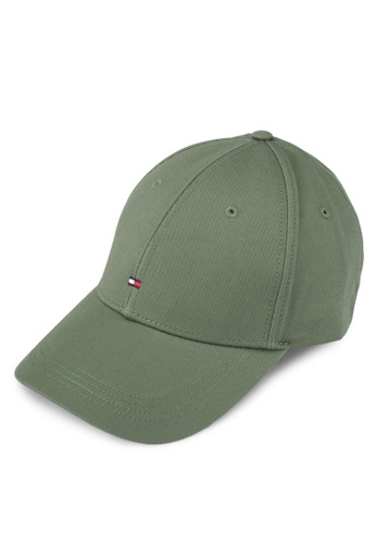 Tommy Hilfiger green BB CAP TO729AC0GH8LSG_1