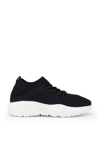 Rubi 黑色 Freya Sock Trainer 3EFC6SH7DCC01CGS_1