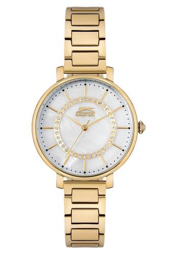Slazenger gold Slazenger Casual Women's Watches SLZ SL.09.6245.3.02 8FB62ACE35BE72GS_1