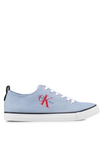 Calvin Klein blue Arnold Sneakers E412ESH731CA15GS_1
