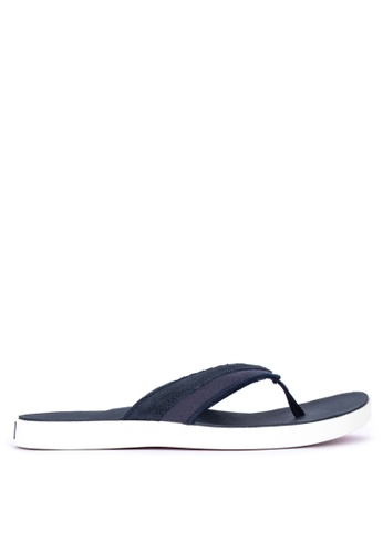 Sperry navy Wahoo Sandal 95F2FSH4B40E83GS_1