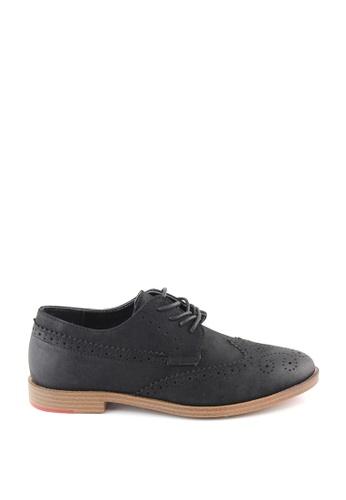 London Rag black Black Oxford Shoes 8DC5CSH5068402GS_1