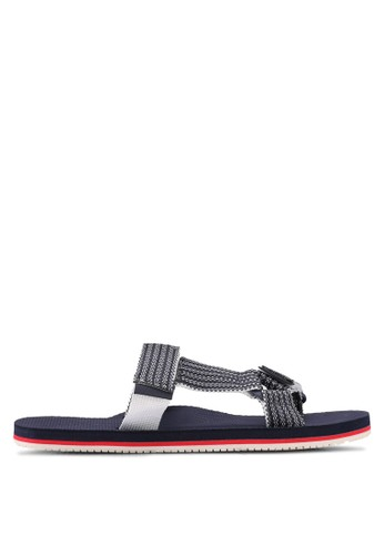 ALDO navy Aawiel Sandals 00934SHB40AD79GS_1