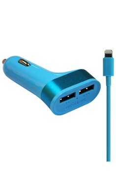 Car Charger For IPhone 5 / 6