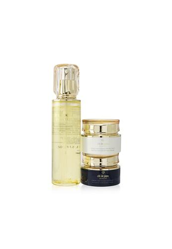 CLE DE PEAU CLE DE PEAU - Ultimate Daily Cream Care Set: Hydro-Softening Lotion N+ Protective Fortifying Cream N SPF 25+ Intensive Fortifying Cream N 3pcs 685D8BE0366FC9GS_1