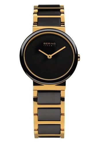 Bering gold Ceramic 10729-741 Black 29 mm Women's Watch 6EEC1AC49F5C4BGS_1