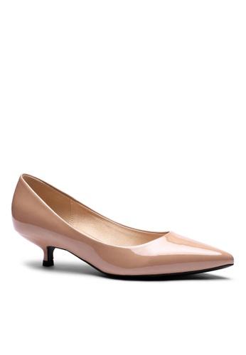 Twenty Eight Shoes 3.5CM Patent Pointy Pumps 295-7 642ACSH49A1090GS_1