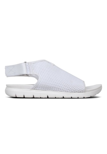 FitFlop white FitFlop Airmesh High Top Sandal (Urban White) C0D98SH1A54169GS_1