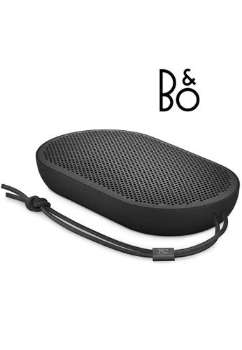 B&O B&O BEOPLAY P2 BLUETOOTH  SPEAKERPHONE BLACK D2C85ESF426793GS_1