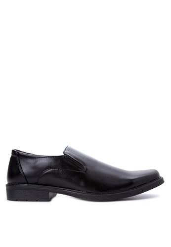 Itti black Men's Formal Shoes IT425SH51GEQPH_1