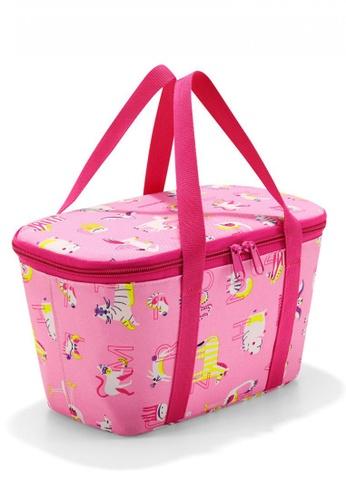 Reisenthel Coolerbag XS Kids ABC Friends Pink B3AF0KCA5CF13DGS_1