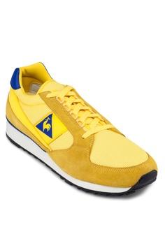 ad799c5f0a55 Le Coq Sportif yellow Eclat 89 Sneakers LE751SH75TFSMY 1