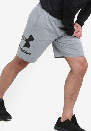 Sportstyle Cotton Graphic Shorts