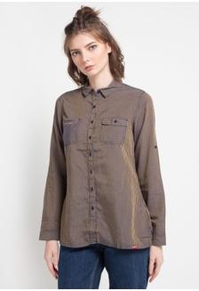 Girl Long Sleeves Shirt B3675AAE1ABE3AGS 1 Cardinal ... 217083008c