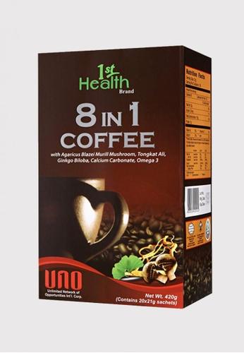 Uno Premier n/a 1st Health 8 in 1 Coffee BBCABESB9E036EGS_1