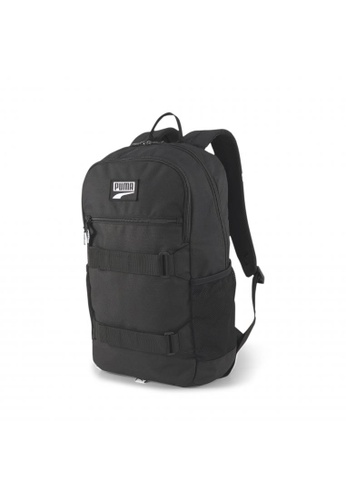 PUMA black Deck Backpack 5C2DBAC7C9000CGS_1