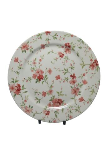 "Claytan Florid - 8.2"" Salad Plate 3A89FHL5CF21D2GS_1"