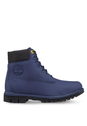 Timberland navy Radford Rubberized Waterproof 6 Inch Boots 29425SHDEDCF04GS_1