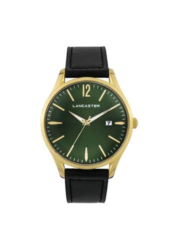 Lancaster Paris green Heritage 3 Hands LA452AC0GHWSSG_1