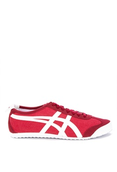 4fecb010e18c35 Onitsuka Tiger red Mexico 66 Sneakers 2556ASH28D3703GS 1