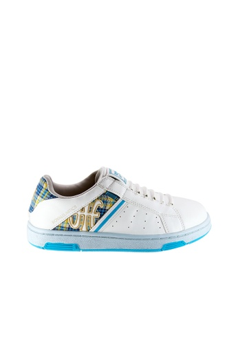 Royal Elastics multi Icon Leather Sneakers RO796SH2VNALHK_1