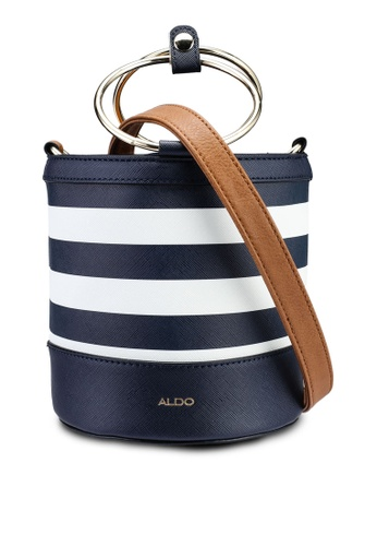 965926e420 Other colors available. ALDO blue Ferassi Bucket Bag BC863AC813F74BGS_1