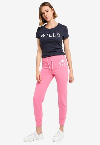 15e15adb4c54d2 Buy Jack Wills Chatterton Garment Dye Sweatpants | ZALORA HK