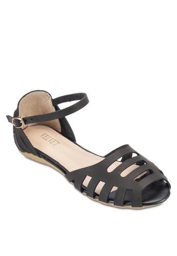 LYNDA 涼鞋, 女鞋, esprit女裝鞋