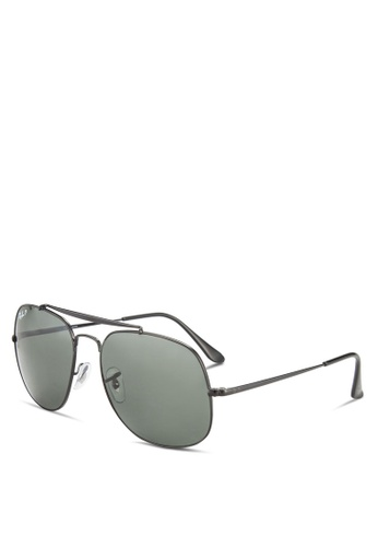 6e9a41dc169d60 Buy Ray-Ban General RB3561 Polarized Sunglasses Online on ZALORA Singapore