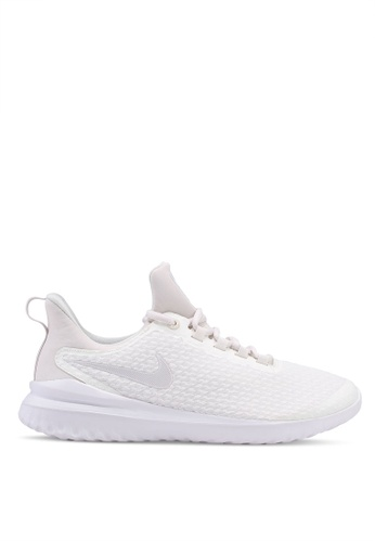Nike white Nike Renew Rival Shoes 6290CSH9308312GS_1