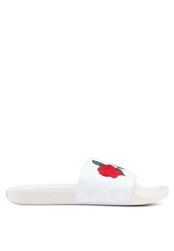 Buy VANS Slide-On Leila Hurst Online on ZALORA Singapore 7f3cb13887ad3