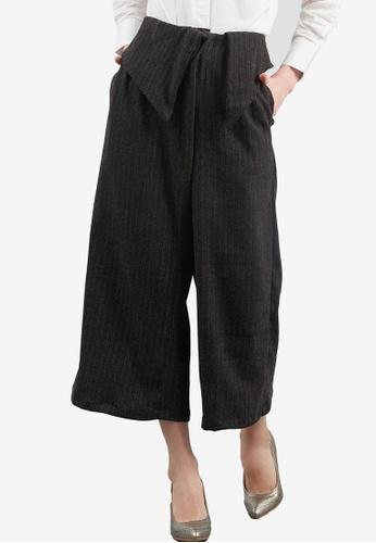 Berrybenka black Elfie Pants 20534AA5F76B70GS_1