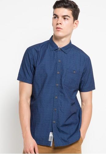 X8 navy Graham Shirt X8323AA48NSTID_1