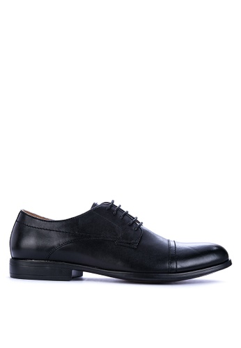 Gibi black WAX 003 Formal Shoes 8CE78SH5BEB9BBGS_1