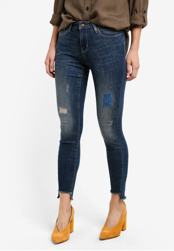 ONLY blue ONLY ONE Carmen Jeans ON573AA0S3XFMY_1